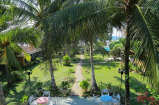 Austrian Beach Hotel Garten